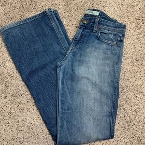 Joe's Jeans Garcia Flare Jeans Light Wash Size 27